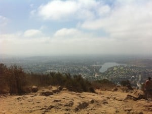 Photo of Cowles Mountain