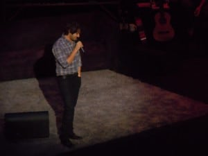Josh Groban - San Diego - Before We Begin
