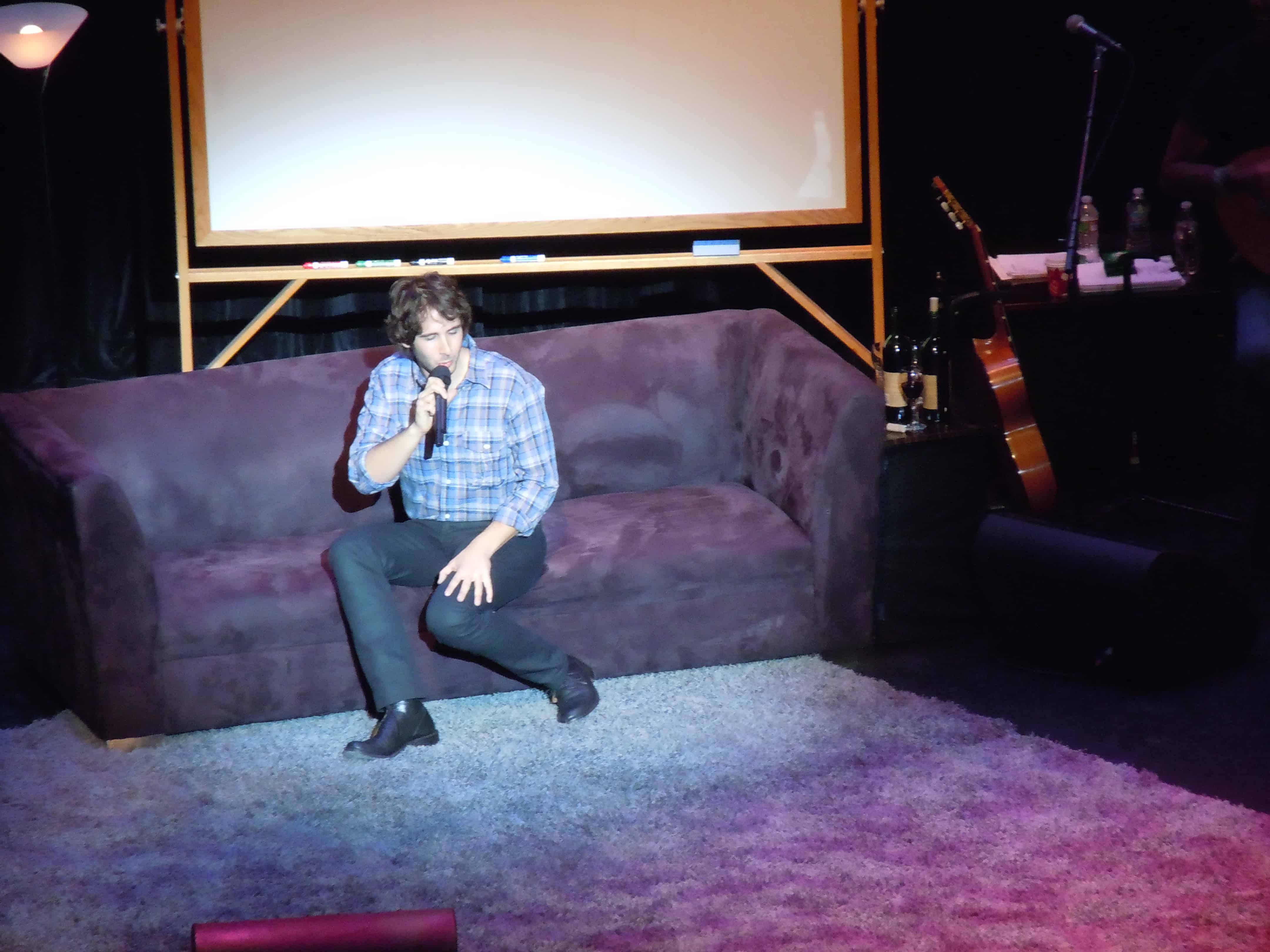 Josh Groban – Before We Begin tour – San Diego. Nov 7, 2010