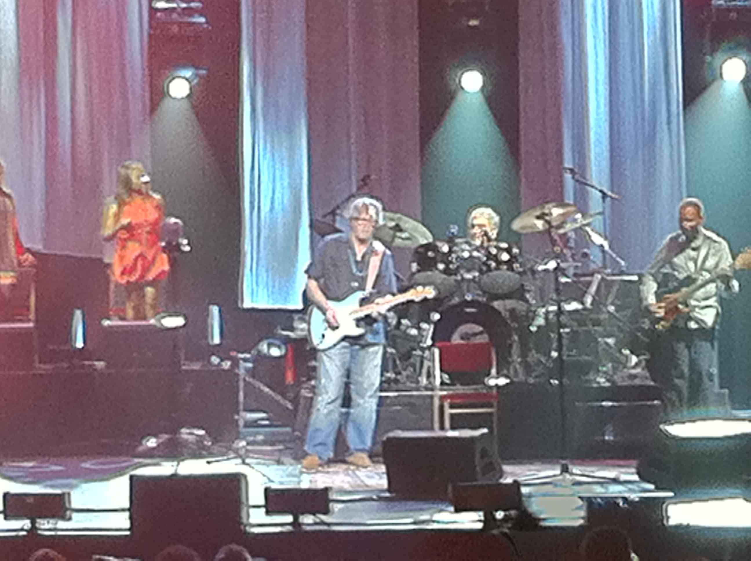 Eric Clapton @ Gibson Amphitheater