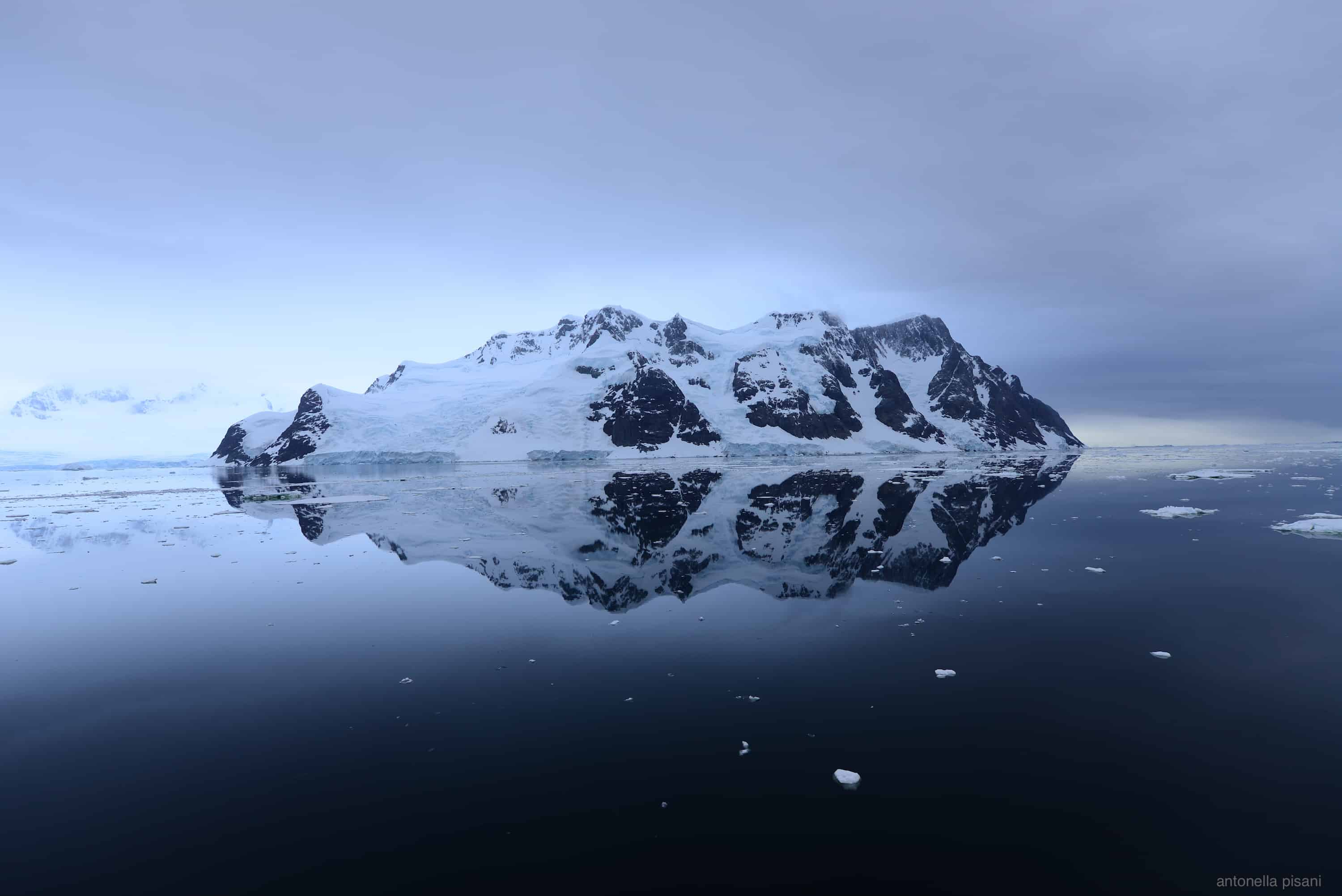 Lemaire Channel Antarctica – January 2016