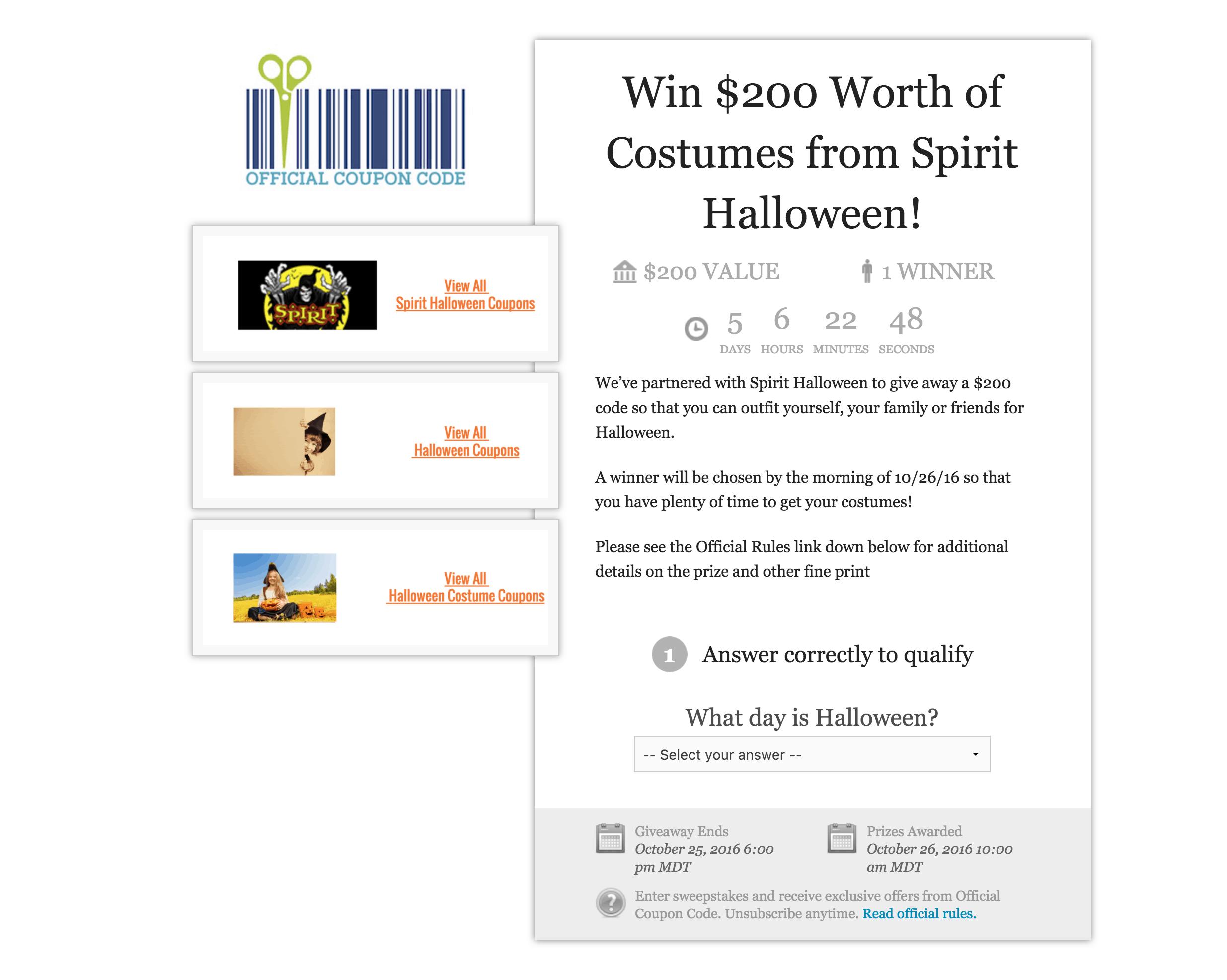 KingSumo Giveaways Review & Discount Code